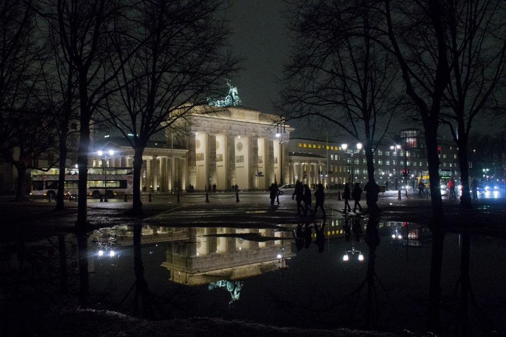 Haley Thorpe - A Look Back at Berlin